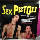 SEX PISTOLS LP d-day in dallas