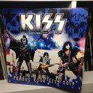 KISS LP Prague rock city 2013