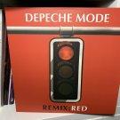 DEPECHE MODE LP remix : red