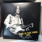 RORY GALLAGHER 2LP Rory in New York 1979