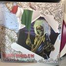 IRON MAIDEN 2LP Italian flag, killers city