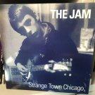 THE JAM LP strange town chicago
