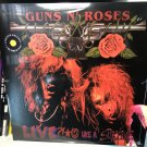 GUNS N' ROSES LP live, like a suicide
