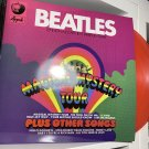 THE BEATLES LP magical mystery tour