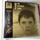 U2 LP the October tour
