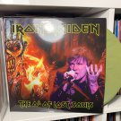 IRON MAIDEN LP The O² Of Lost Souls