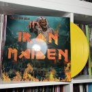 IRON MAIDEN LP thunder over milan