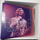 DAVID BOWIE 3LP Glastonbury 2000