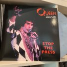 QUEEN LP stop the press