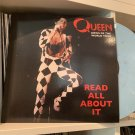 QUEEN LP read all about it
