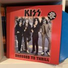 KISS LP dressed to thrill