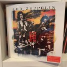 LED ZEPPELIN 4LP BOX SET how the west was won
