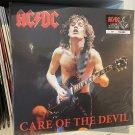 AC/DC 2LP care of the devil