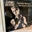 DAVID BOWIE 2LP operation moonbeam - who dialed the wizard?
