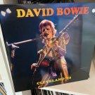 DAVID BOWIE 2LP Cleveland '72