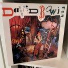 DAVID BOWIE LP till the 21st century lose