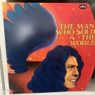 DAVID BOWIE LP the man who sold the world