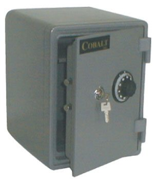 Cobalt SM-030 Safe Fireproof Combonation Key Lock Free Shipping