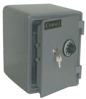 Cobalt Safe SM-016 Fireproof Combonation Key Lock Free Shipping