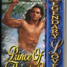 Prince of Thieves Legendary Lovers by Saranne Dawson