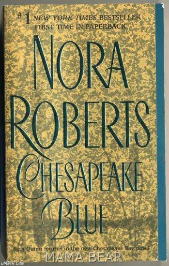 Chesapeake Blue Nora Roberts