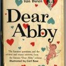 Vintage 1959 DEAR ABBY by Abigail Van Buren