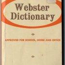 Vintage 1964 Websters Dictionary