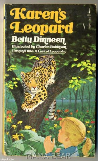 Karen's Leopard by Betty Dinneen