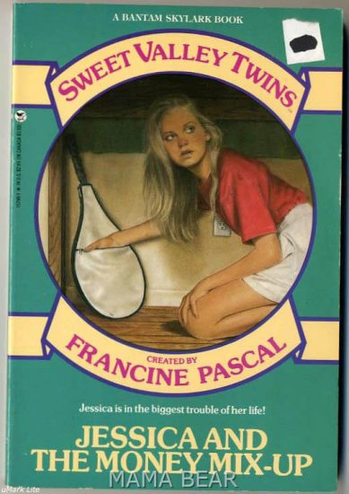 Jessica And The Money Mix-Up # 39 Sweet Valley Twin Series by Jamie Suzanne