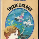 Trixie Belden and The Secret of the Unseen Treasure #19 by Kathryn Kenny