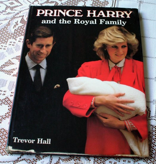 Prince Harry And The Royal Family Trevor Hall