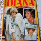 Princess Diana Queen Of Fashion - Very Rare!