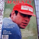 Prince Andrew, Majesty Magazine Volume 5 No 5 September 1984 The Monthly Royal Review