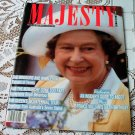 Queen Elizabeth The Windsors And Wimbledon Majesty Magazine Volume 9 No 2 June 1988