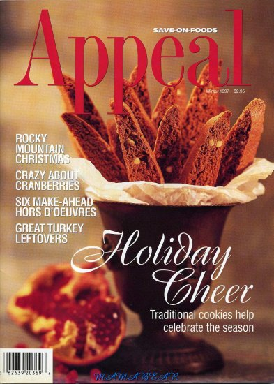 Appeal  Holiday Cheer  Winter 1997