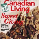 Canadian Living December 19,1994  Sweet Giving