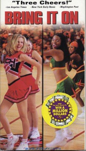 Bring It On  2000 VHS Movie Kirsten Dunst