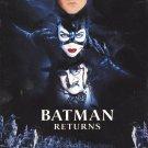 Batman Returns Starring Micheal Keaton, Danny DeVito