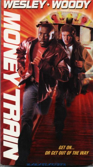 Money Train Starring Wesley Snipes and Woody Harrelson