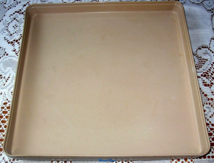 Large Microwave Square Dish