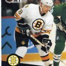1991/92 NHL  Pro Set Hockey Card Petri Skriko #8  Near Mint
