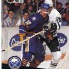 1991/92 NHL  Pro Set Hockey Card Darrin Shannon #14 N/Mint