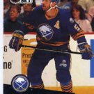 1991/92 NHL  Pro Set Hockey Card Mike Ramsey #25  Near Mint