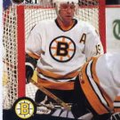 1991/92 NHL  Pro Set Hockey Card Dave Poulin #12  Near Mint