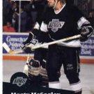 1991/92 NHL  Pro Set Hockey Card Marty McSorley #100 N/ Mint