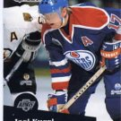 1991/92 NHL  Pro Set Hockey Card Jari Kurri #93 N/Mint