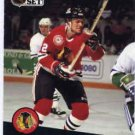 1991/92 NHL  Pro Set Hockey Card Adam Creighton #42 Near Mint