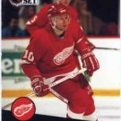 1991/92 NHL  Pro Set Hockey Card Jimmy Carson # 55 Near Mint