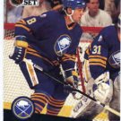 1991/92 NHL  Pro Set Hockey Card Doug Bodger # 19  Near Mint