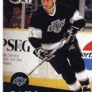 1991/92 NHL  Pro Set Hockey Card Rob Blake #92  Near Mint